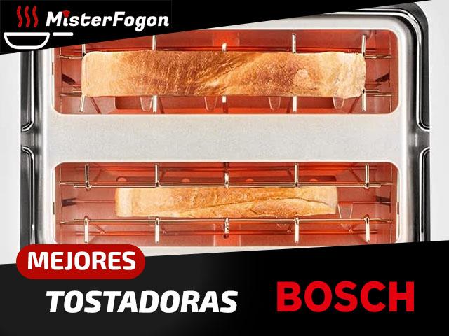 Mejores tostadoras Bosch del mercado