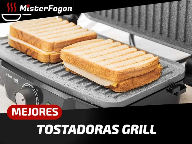 Mejores tostadoras grill