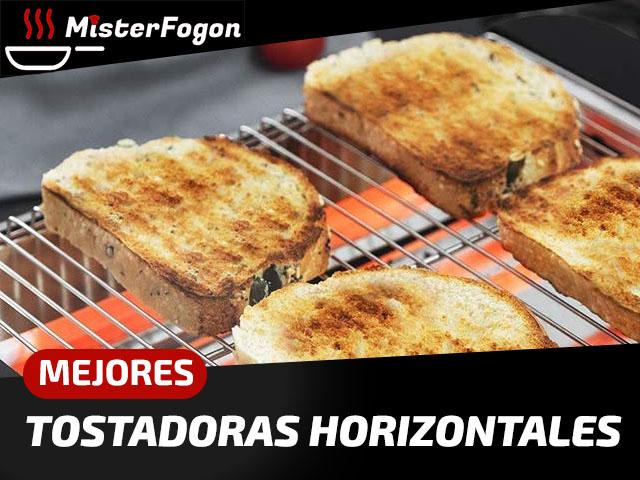 Mejores tostadoras horizontales