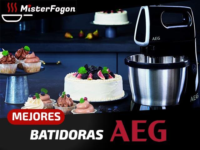 Mejores batidoras AEG