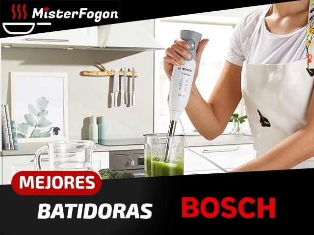 Mejores batidoras Bosch
