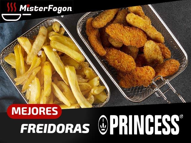 Mejores freidoras Princess