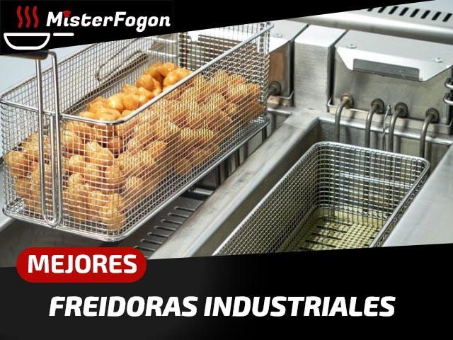 Mejores freidoras industriales