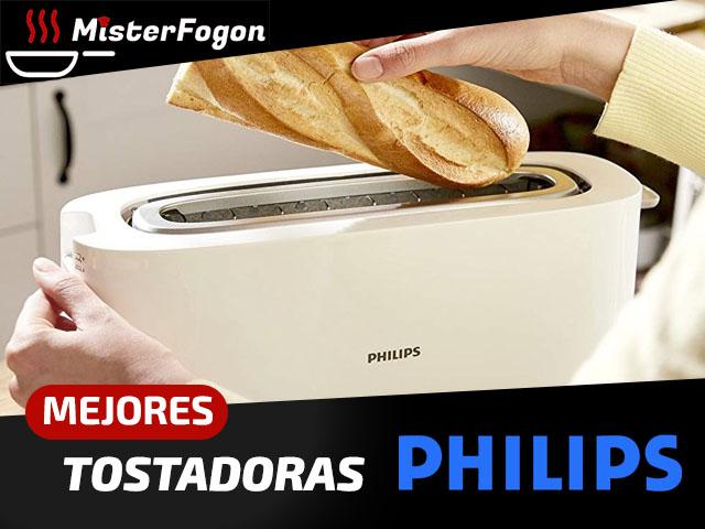 Mejores tostadoras Philips