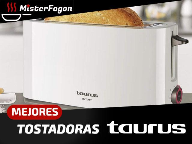 Mejores tostadoras Taurus