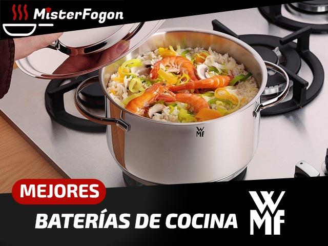 Mejores baterías de cocina WMF