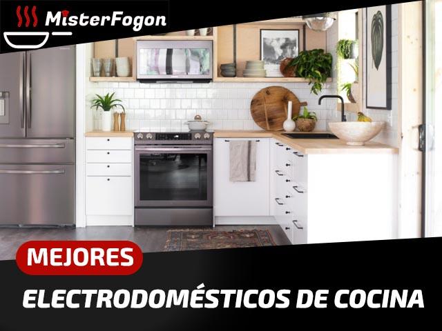 Mejores electrodomésticos de cocina