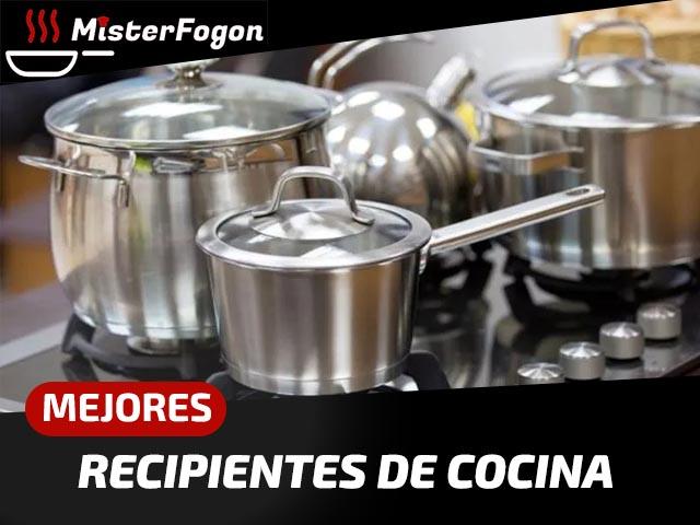 Mejores recipientes de cocina