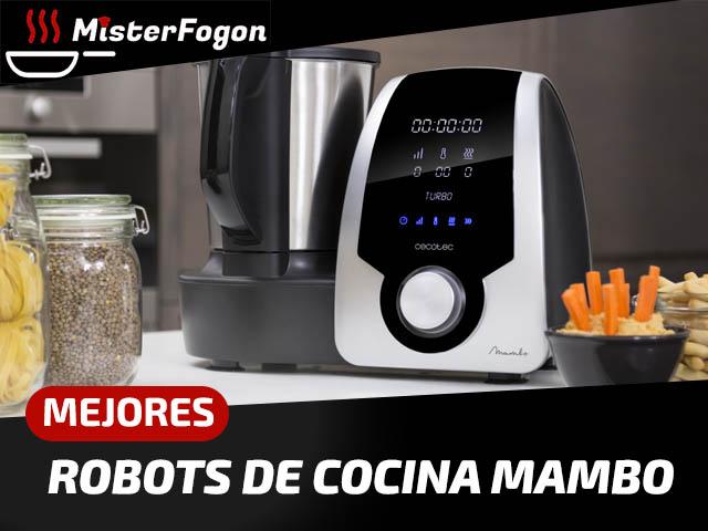 Mejores robots de cocina Mambo