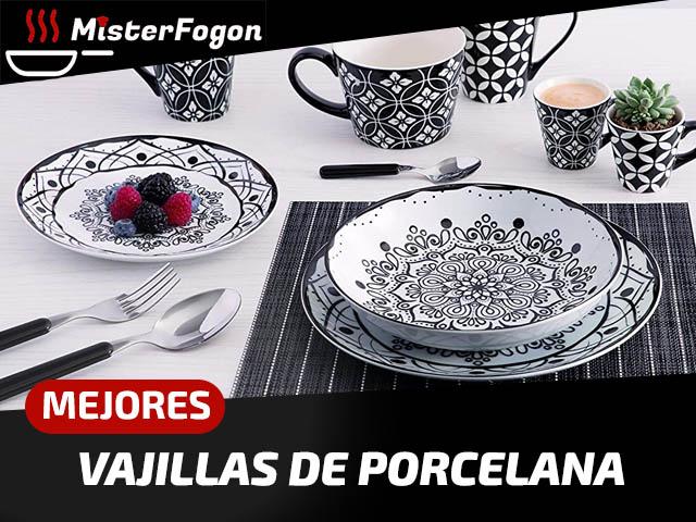 Mejores vajillas de porcelana